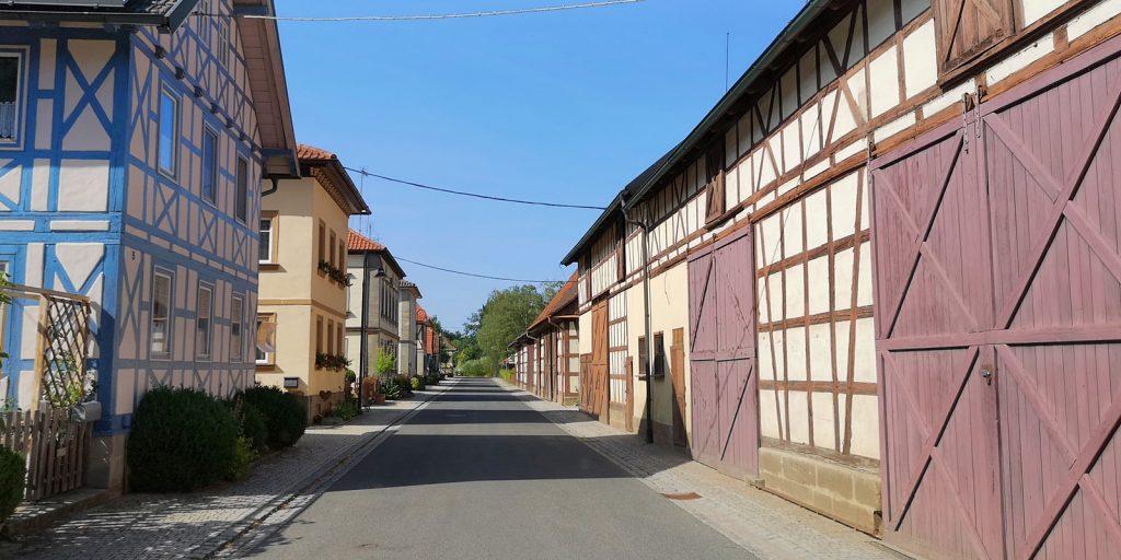 Straßendorf Hemmendorf