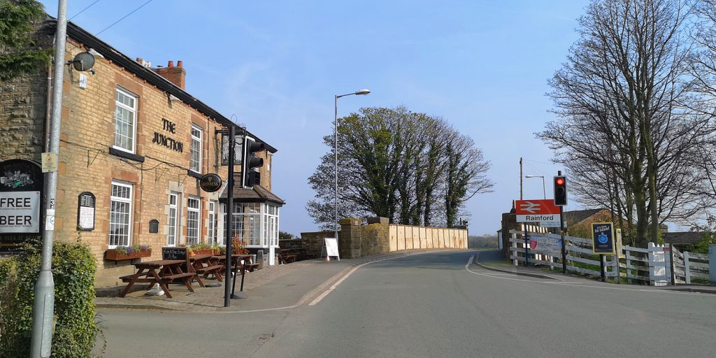 The Junction-Pub in Rainford