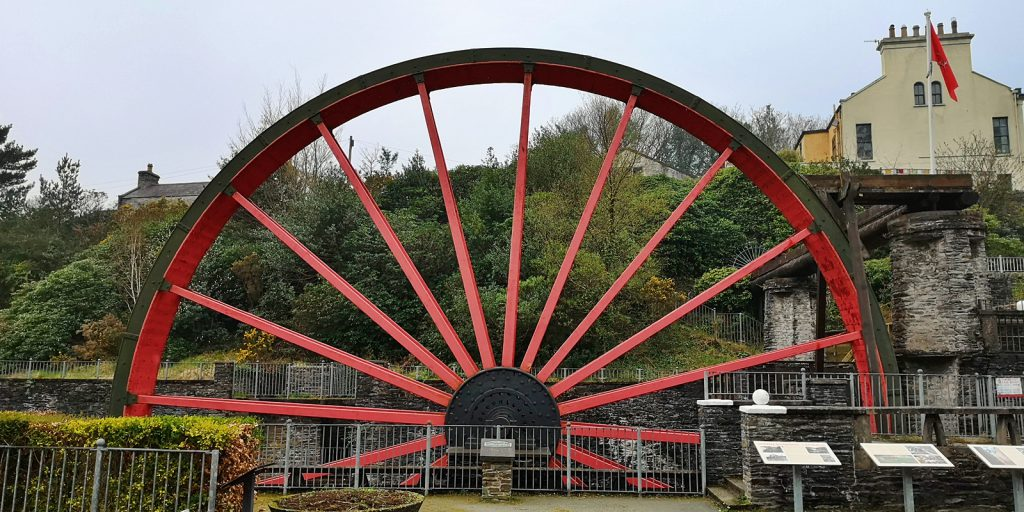 "Snaefell Wheel ""Lady Evelyn"""