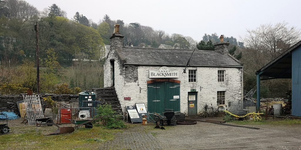 The Laxey Blacksmith