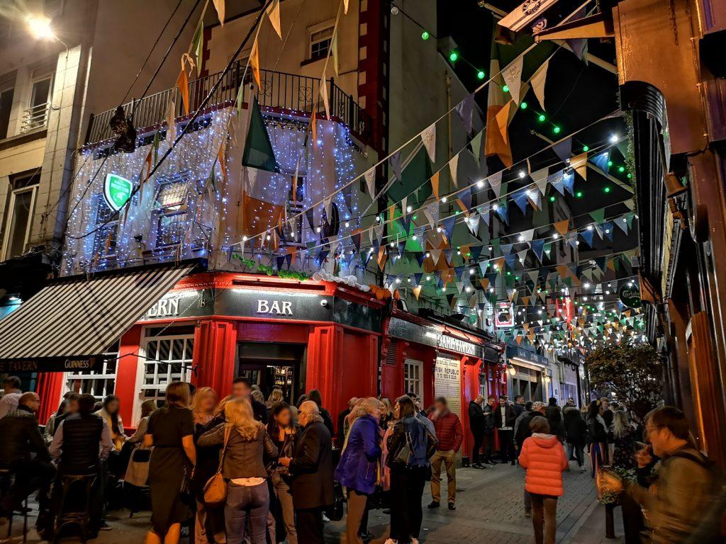 Tha Dame Tavern, Dame Ln., Dublin