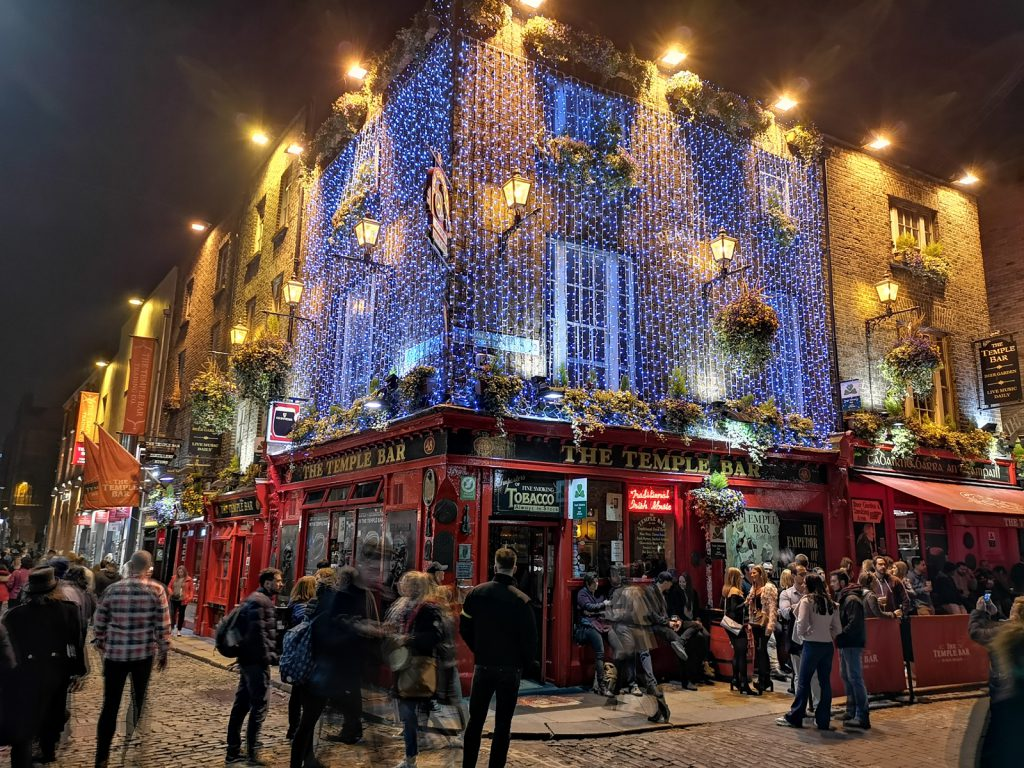 The Temple Bar Pub, Temple Bar, Dublin