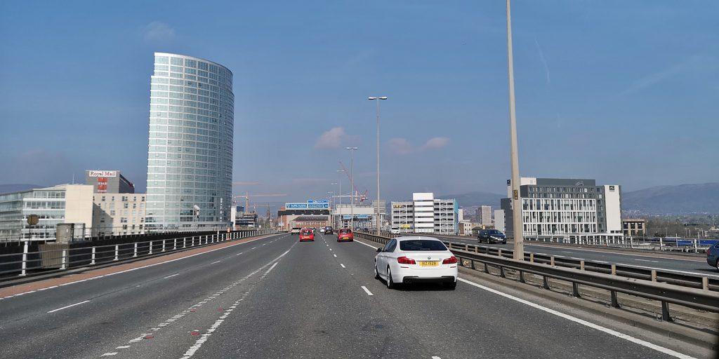 Stadtautobahn Belfast