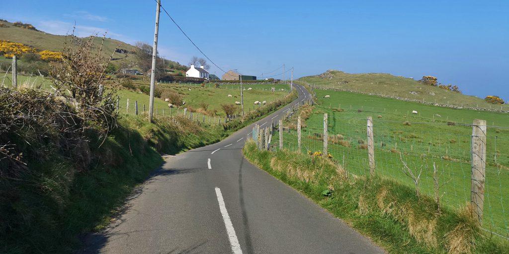 Torr Head Scenic Drive