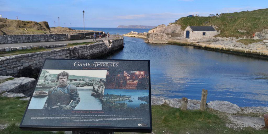 """Games of Thrones """"Herrenhort"""" auf den """"Eiseninseln"""""""