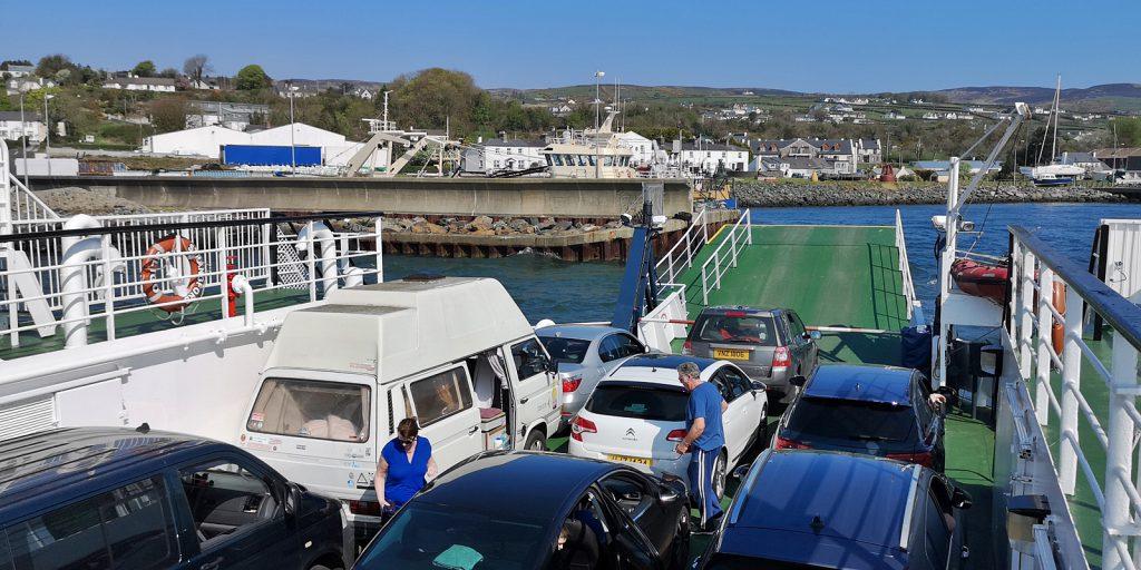 Hafen von Greencastle