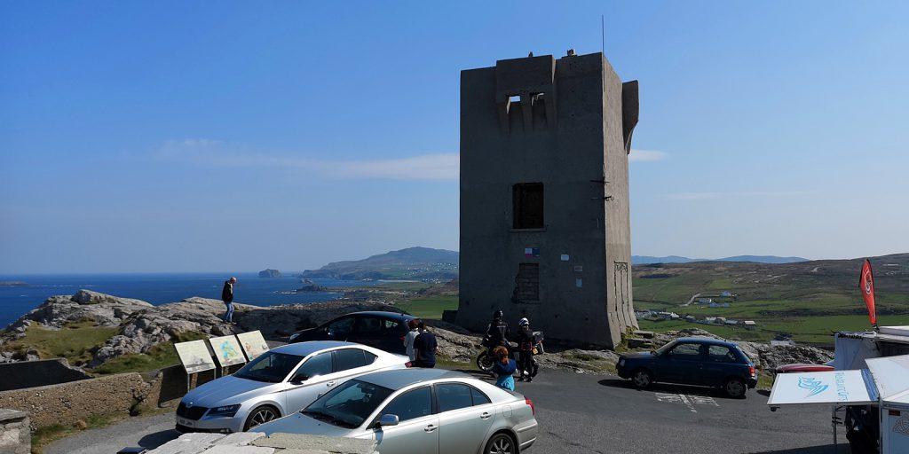 Alter Wachturm, Malin Head