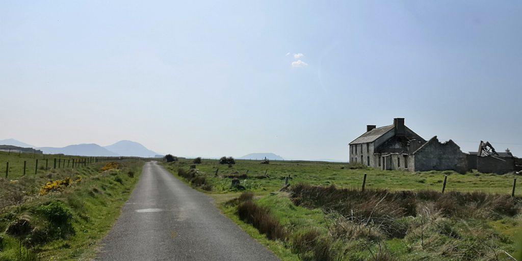 Endlose Weite Irlands