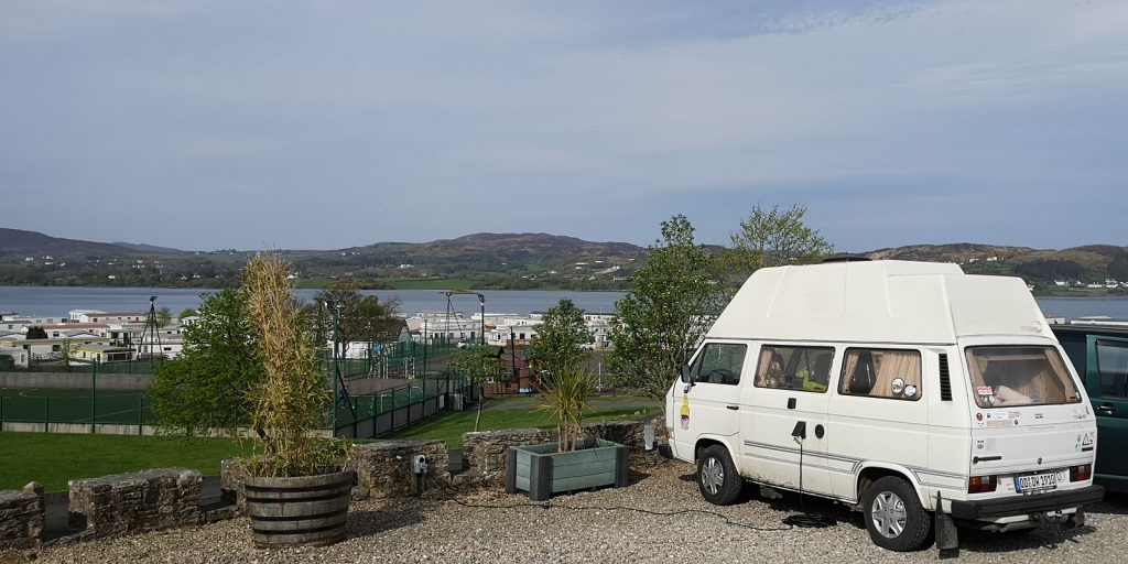 Rockhill Holiday Park, Kerrykeel