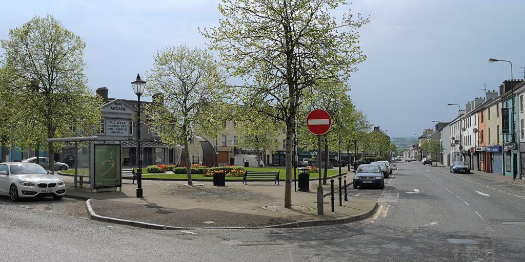 Castlederg, Nordirland
