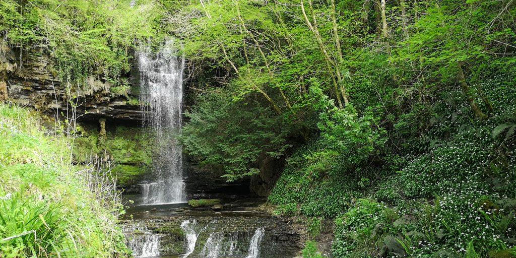 Glencar Wasserfall