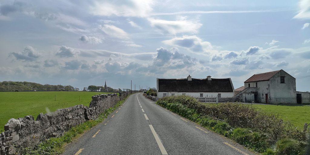 Wild Atlantic Way, Enniscrone, Co. Sligo