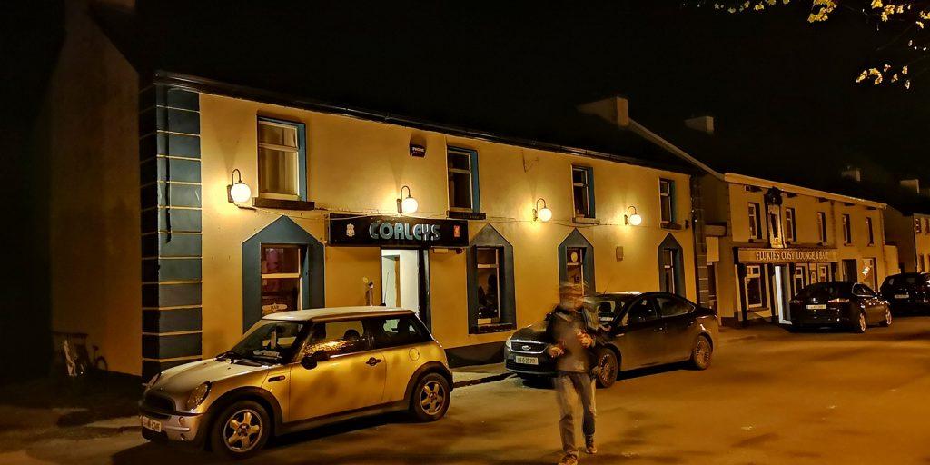 Die beiden Pubs in Ballycarra