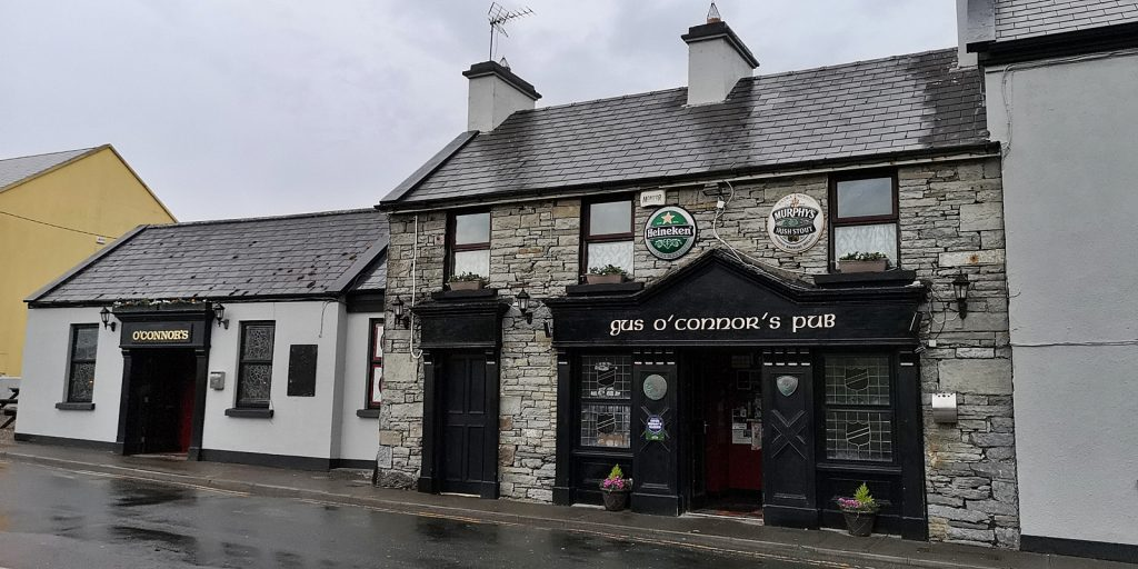 Gus O'Connor's Pub, Doolin