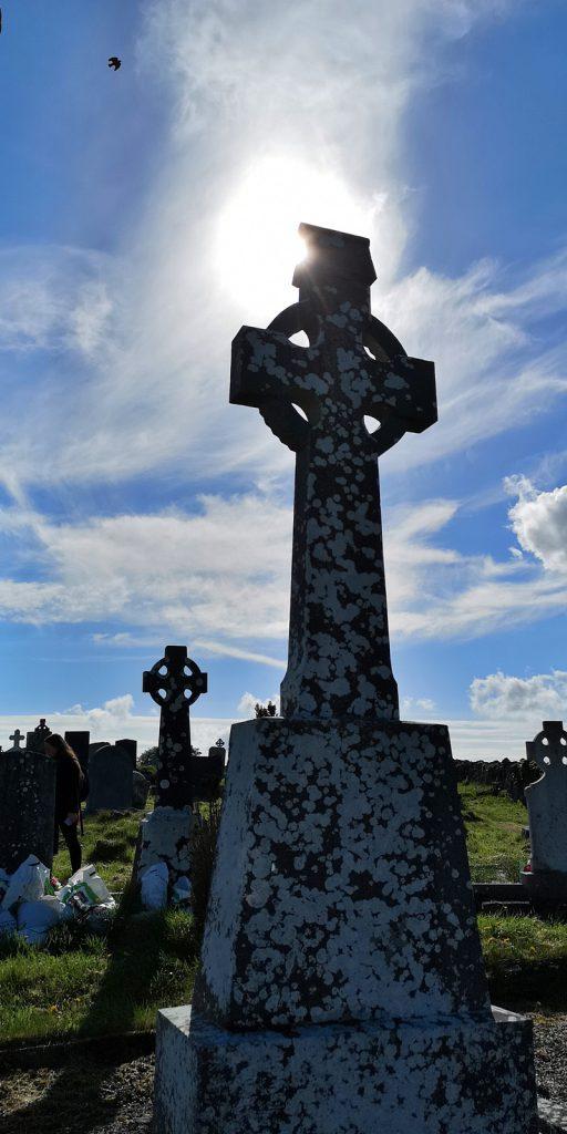 Hochkreuz in Kilmacduagh