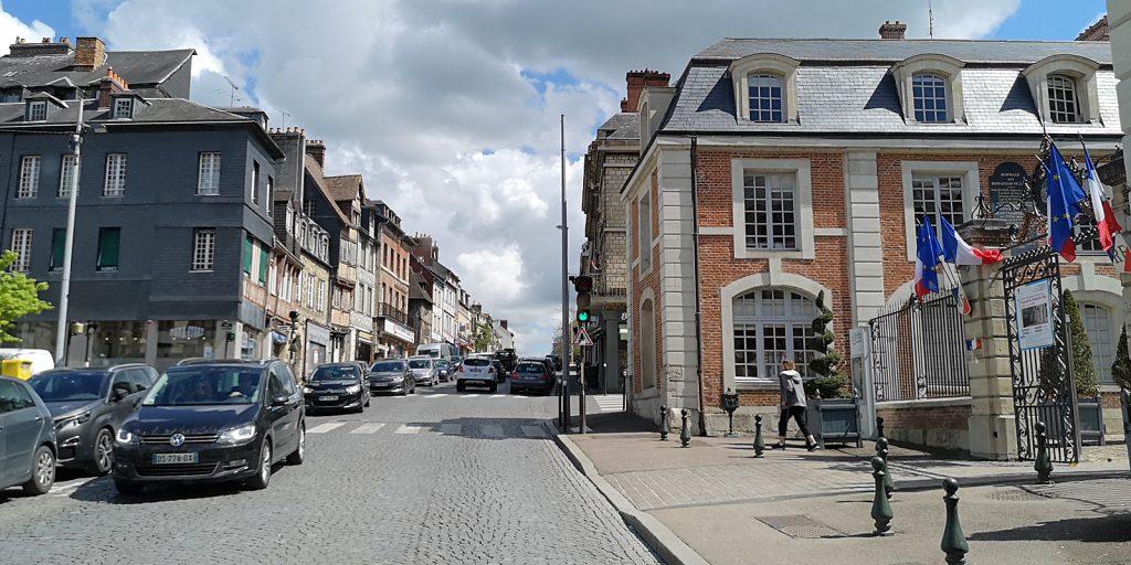 Alter Stadtkern von Lisieux