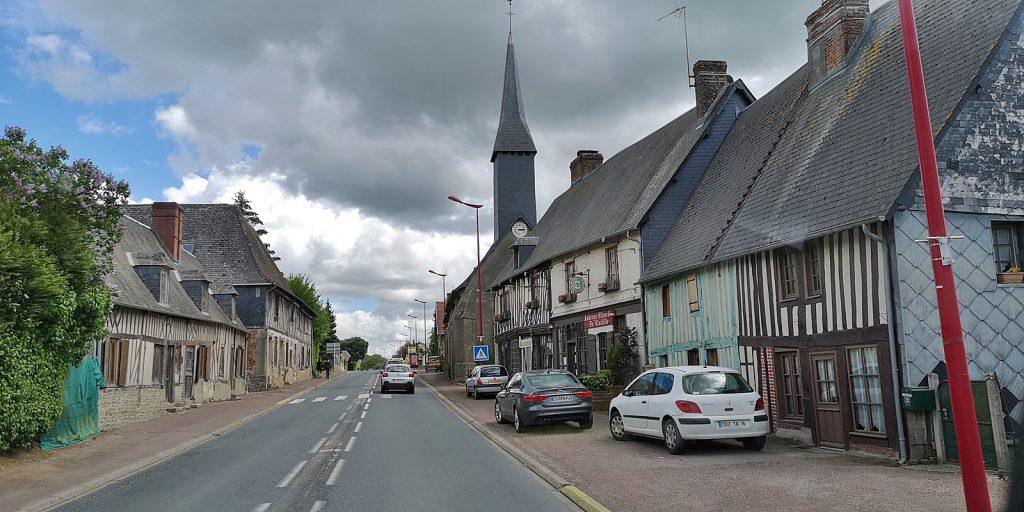 L'Hôtellerie, Normandie