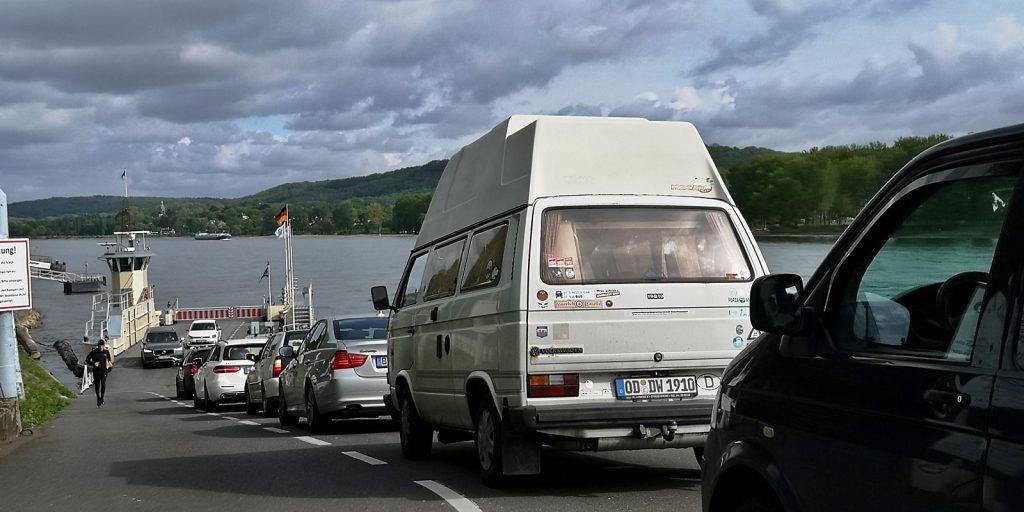 Rheinfähre Bad Godesberg