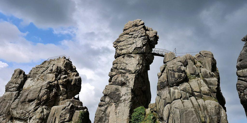 Externsteine, Horn Bad Meinburg