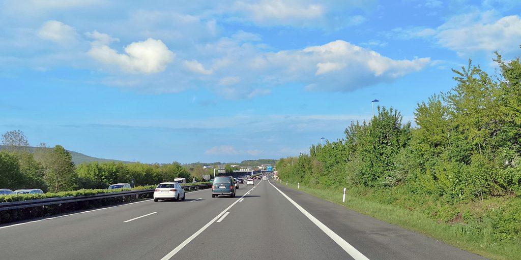 50 Kilometer vor Hannover trennen sich unsere Wege