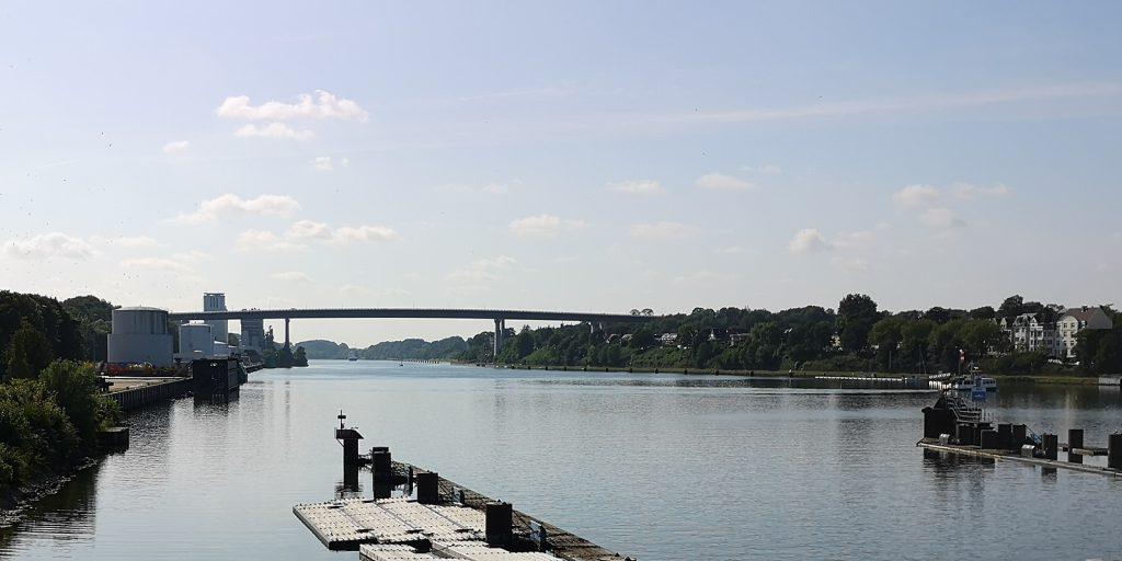 Holtenauer Hochbrücken