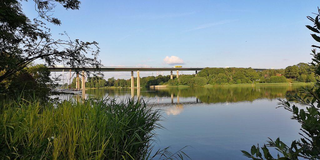 Die Rader Hochbrücke, A7