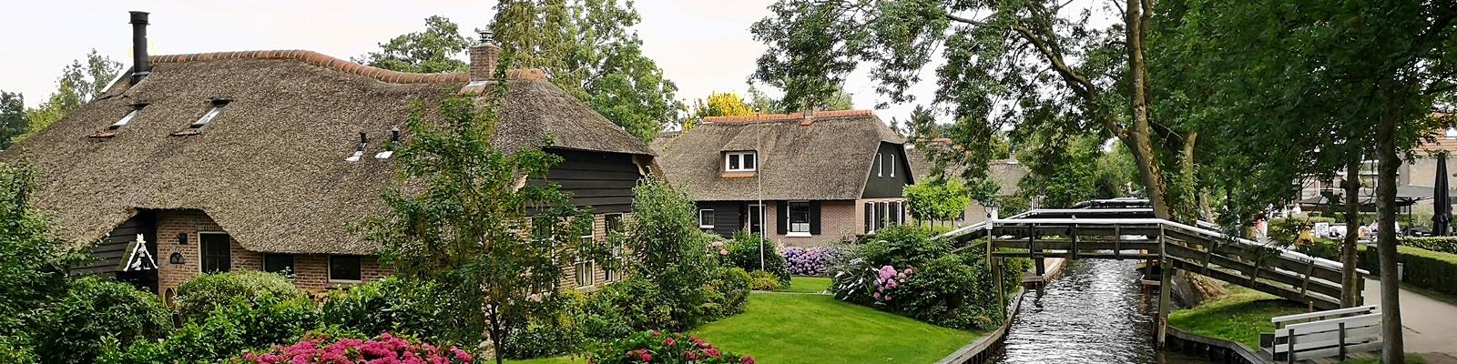 Dorpgracht, Giethoorn
