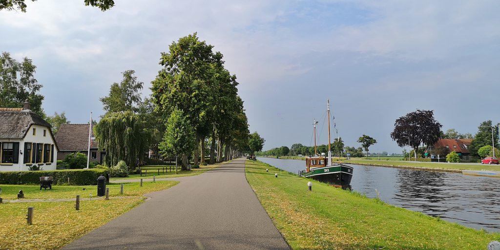 Der Hauptkanal zwischen Beulakerwijde und Steenwijk