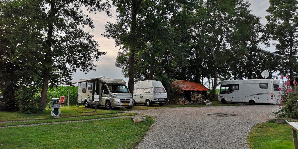 Wohnmobilplatz Haamstede