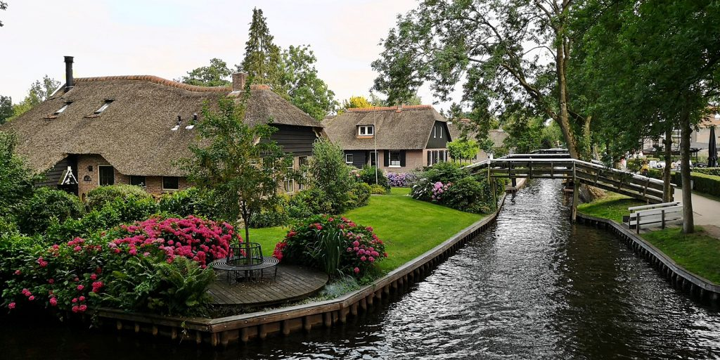 Kameldach-Haus, Giethoorn
