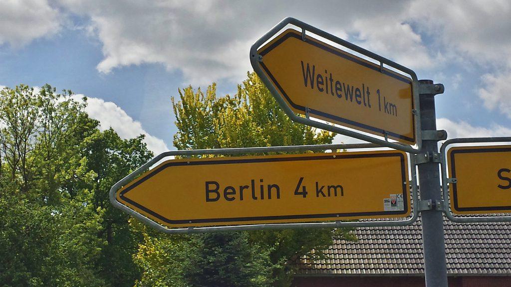 Berlin oder Weitewelt?