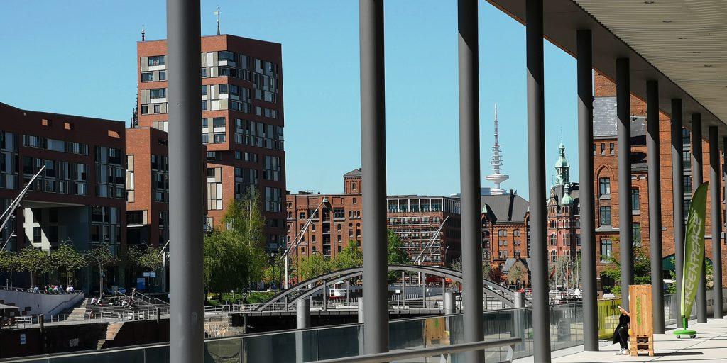 Hamburg hinter Gittern