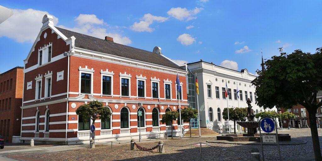 Marktplatz, Bad Oldesloe