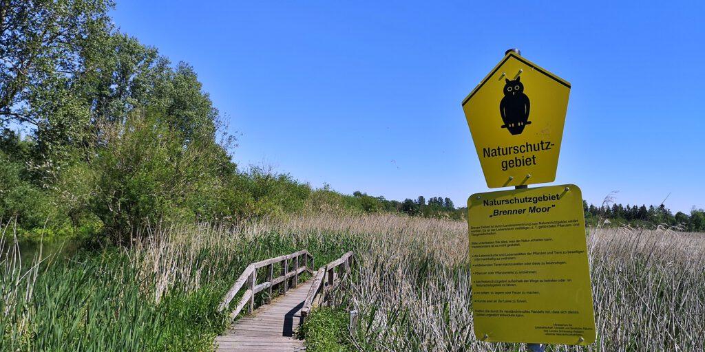 Naturschutzgebiet Brenner Moor