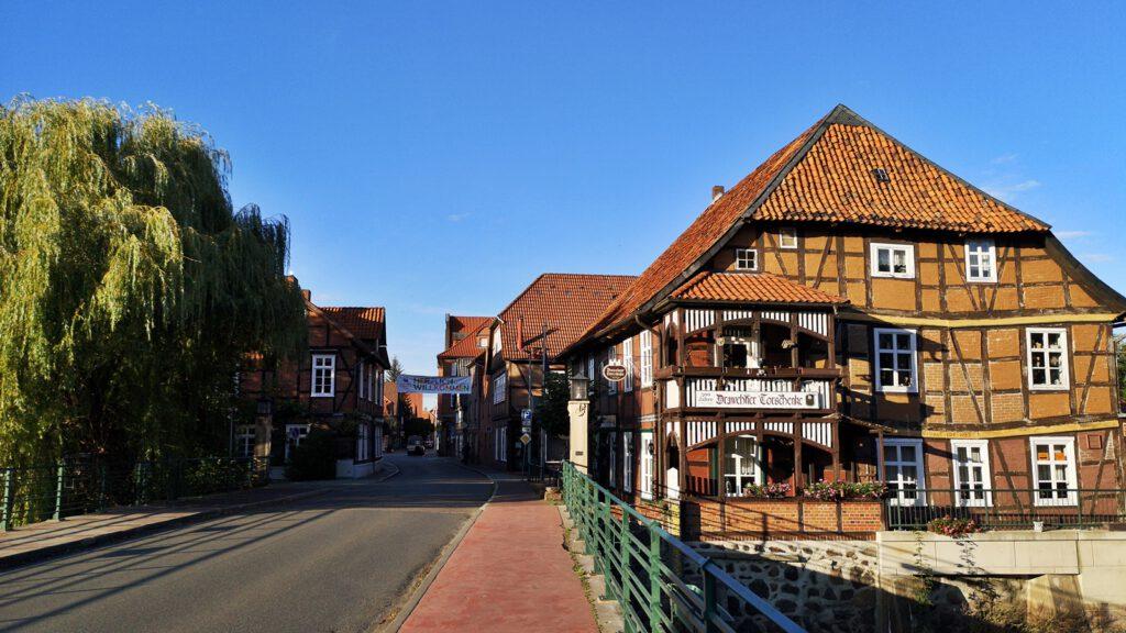 Herzlich Willkommen in Hitzacker (Elbe)