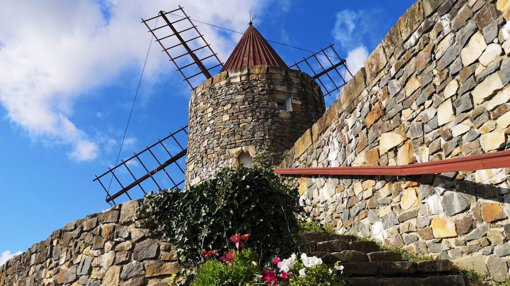 Französische Windmühle Alphonse Daudet, Gifhorn