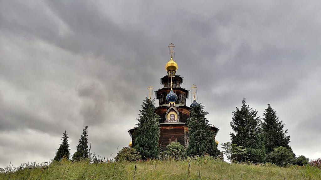 Russische Stabkirche, Gifhorn